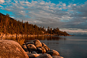 John McGraw - Lake Tahoe Sunet