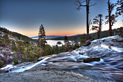 Shawn Everhart - Lake Tahoe Sunset at...
