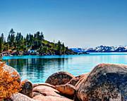 William Havle - Lake Tahoe Winter Calm