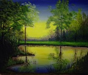 Betty Reineke - Lake View
