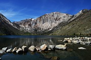 Convict Lake Art - Lake View by Craig Carter