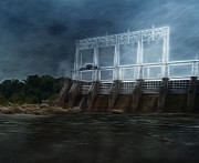 Wendy Davis - Lake Wylie Dam and Power...