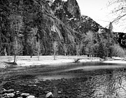 Chuck Kuhn Prints - Lake Yosemite I Print by Chuck Kuhn