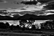 Images Of Night Prints - Lakes of Killarney - County Kerry - Ireland Print by Aidan Moran