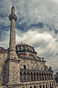 Sinan Framed Prints - laleli Mosque 06 Framed Print by Antony McAulay