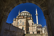 For Ninety One Days - Laleli Mosque In Istanbul