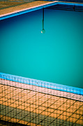 Silvia Ganora Art - Lamp in swimming-pool by Silvia Ganora