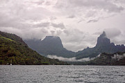 Moorea Photos - Land and Waterscape by Linda Phelps