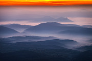 Rhodope Mountains Art - Land of Mists by Evgeni Dinev