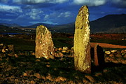 Standing Stones Prints - Land Of The Ancients Print by Aidan Moran