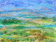 Regina Valluzzi - Landscape After Rassuman