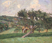 Featured Art - Landscape at Damiette by Jean Baptiste Armand Guillaumin