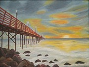 Pallavi Talra - Landscapes Art - Sunset...