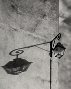 Streetlight Photos - Lantern and Shadow by Philip Sweeck