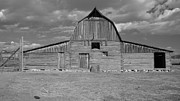 Struckle Prints - Large Barn Print by Kathleen Struckle