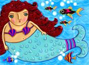 Cynthia Snyder - Large Mermaid Diva