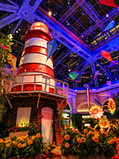 Bellagio Prints - Las Vegas - Bellagio Conservatory and Botanical Gardens 003 Print by Lance Vaughn