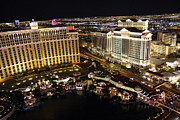 Nevada Prints - Las Vegas - Caesars Palace - 01131 Print by DC Photographer