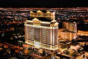 Las Vegas Print by Kristin Elmquist