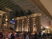 Egypt Prints - Las Vegas - Luxor Casino - 12124 Print by DC Photographer