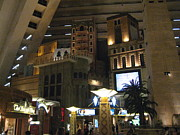 Egypt Metal Prints - Las Vegas - Luxor Casino - 12125 Metal Print by DC Photographer
