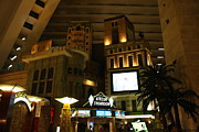 Egypt Framed Prints - Las Vegas - Luxor Casino - 12128 Framed Print by DC Photographer