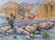 Lynne Haines - Las Vegas Mountains