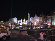 Newyork Art - Las Vegas - New York New York Casino - 12129 by DC Photographer