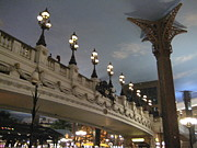 Decoration Prints - Las Vegas - Paris Casino - 12126 Print by DC Photographer