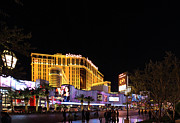 Game Framed Prints - Las Vegas - Planet Hollywood Casino - 01131 Framed Print by DC Photographer