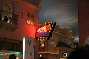Las Vegas - Planet Hollywood Casino - 12127 Print by DC Photographer
