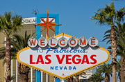 Viva Las Vegas Photos - Las Vegas Sign by Natural Focal Point Photography