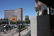 Treasure Metal Prints - Las Vegas - Treasure Island - 12121 Metal Print by DC Photographer