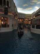 Venetian Framed Prints - Las Vegas - Venetian Casino - 12122 Framed Print by DC Photographer