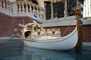 Decoration Prints - Las Vegas - Venetian Casino - 121244 Print by DC Photographer