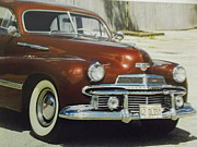 Everett HICKAM - last 1942 Oldsmobile