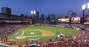 C H Apperson - Last 2013 Game at Busch 2