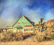 Ghost Town Photos - Last Chance by Juli Scalzi