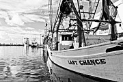 Shrimp Boat Prints - Last Chance Print by Scott Pellegrin