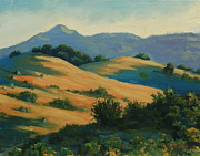 Steven Guy Bilodeau - Last Light On Mt. Tam