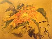 Karen Carmean  - Last Sunflower