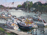 Ylli Haruni - Late Afternoon by Tonawanda Harbor