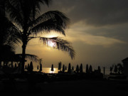 Addie Hocynec Art Photos - Late Afternoon in Mobay by Addie Hocynec