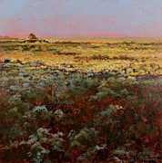 Carlynne Hershberger - Late Afternoon Prairie