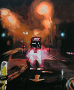 Paul Mitchell - Late Bus