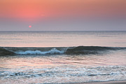 Massachusetts Art - Late Summer Sunrise by Bill  Wakeley