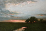 Paul Batch - Late Summer Sunset