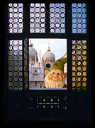Gnome Framed Prints - Laughing Gnome in Venice Framed Print by Bruce Stanfield