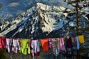 Lawrence Christopher - Laundry Day By Mount...