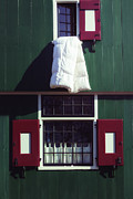 Netherlands Art - Laundry Day by Joana Kruse